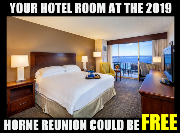 Your room could be FREE!