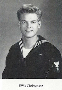 EW3 Richard Mark CHRISTENSEN USN