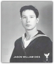 Jason William Dies - Missing since June, 1991