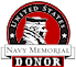 US Navy Memorial Donor - May, 2016